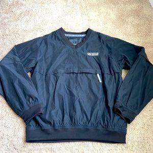 Vintage 90s golf jacket windbreaker rain jacket
